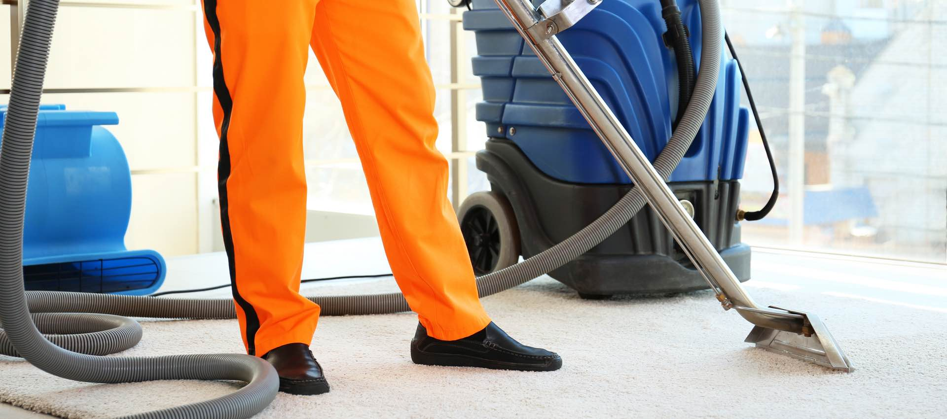The Four Most Common Carpet Cleaning Methods