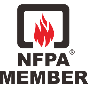 Logo for an NFPA member, National Fire Protection Association