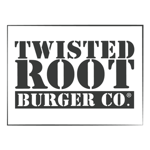 Logo for Twisted Root Burger Company