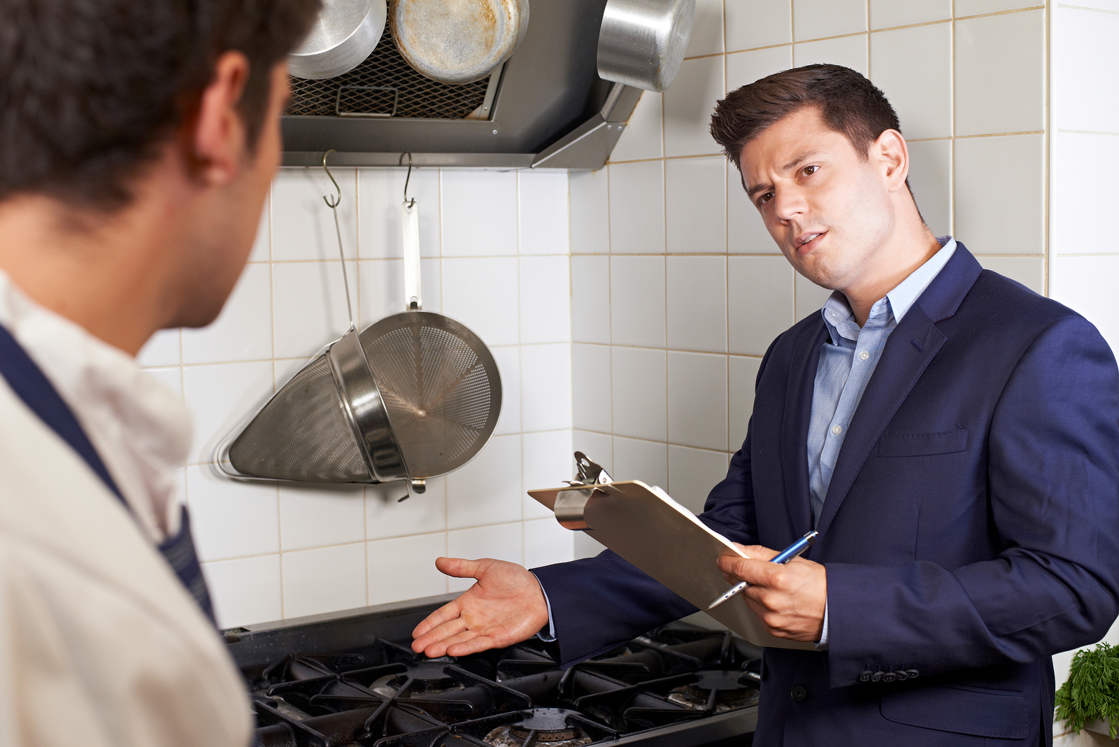 Training Staff to Spot Fire Hazards in a Commercial Kitchen