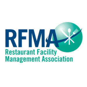 Logo for RFMA, Restaurant Facility Management Association